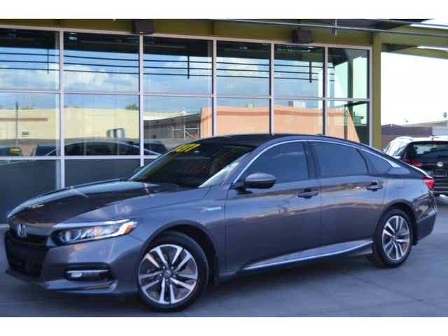 2018 Honda Accord Hybrid EX-L with Navi