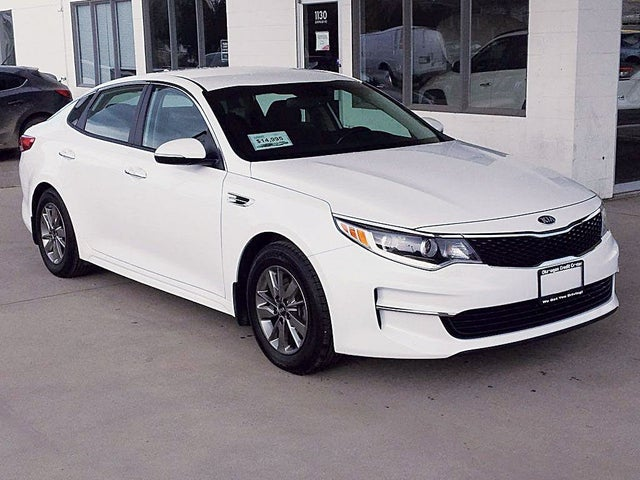 2016 Kia Optima LX Turbo
