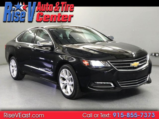 Used Chevrolet Impala Premier Fwd For Sale With Photos Cargurus