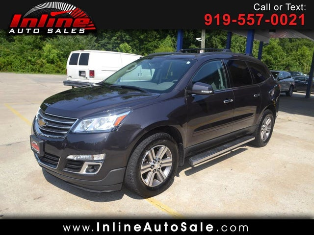 Used Chevrolet Traverse For Sale In Raleigh Nc Cargurus
