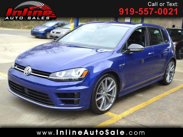 Used Volkswagen Golf R For Sale With Photos Cargurus