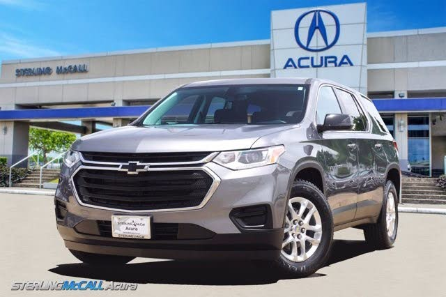 2019 Chevrolet Traverse LS AWD