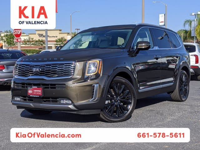 used 2021 kia telluride for sale with photos  cargurus