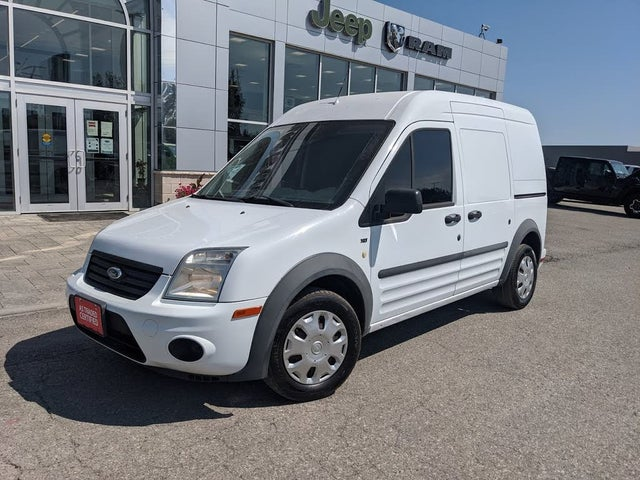 2011 Ford Transit Connect Cargo XLT FWD