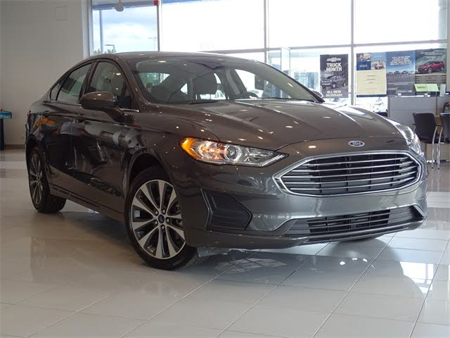 Used Ford Fusion For Sale In Chicago Il Cargurus