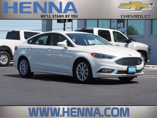Used Ford Fusion For Sale In Austin Tx Cargurus