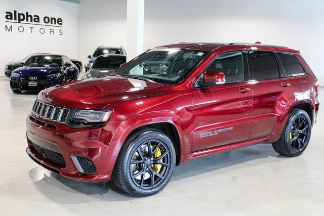 2018 Jeep Grand Cherokee Trackhawk 4wd For Sale In College Station