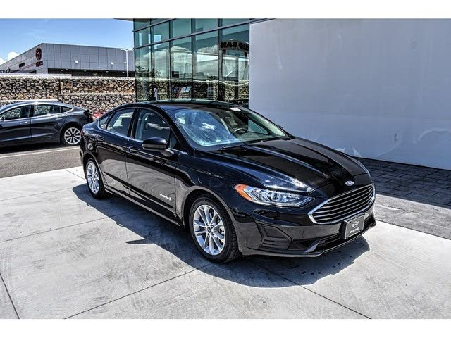 Used 2019 Ford Fusion Hybrid For Sale With Photos Cargurus