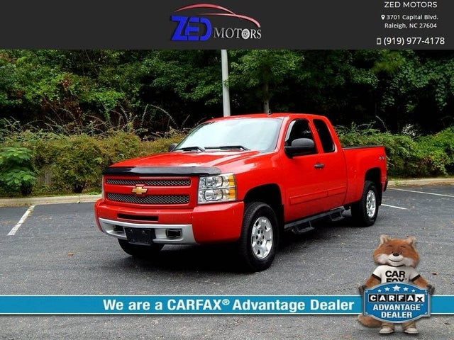 2013 Chevrolet Silverado 1500 For Sale In Raleigh Nc Cargurus