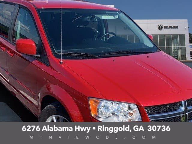2015 Dodge Grand Caravan SXT FWD