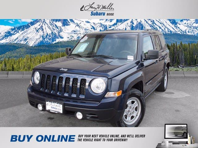 Used Jeep Patriot For Sale In Boise Id Cargurus