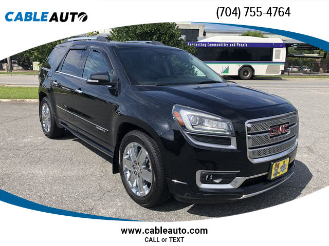 Used Gmc Acadia For Sale In Charlotte Nc Cargurus