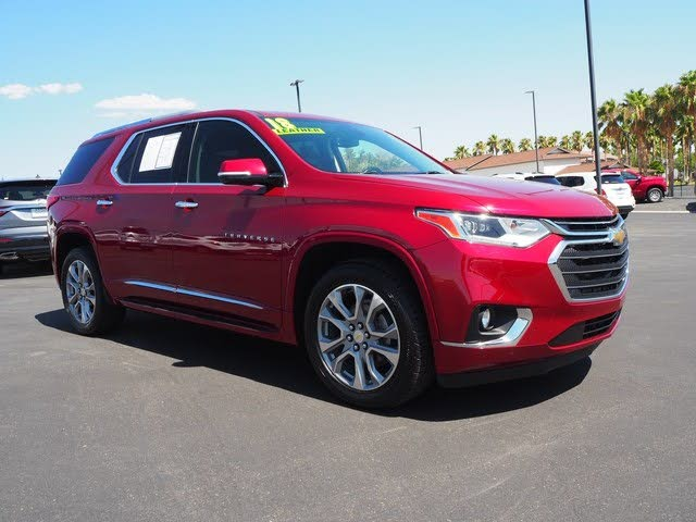 Used Chevrolet Traverse For Sale In Las Vegas Nv Cargurus