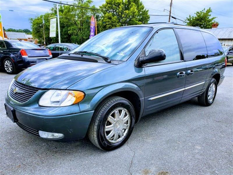 Used 2004 Chrysler Town  U0026 Country For Sale  With Photos