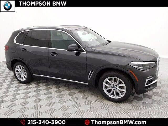 2020 BMW X5 xDrive40i AWD