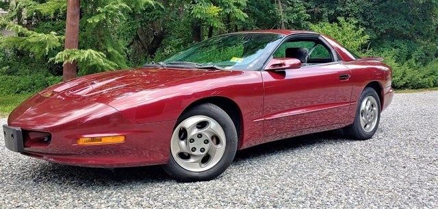 1994 Pontiac Firebird Base