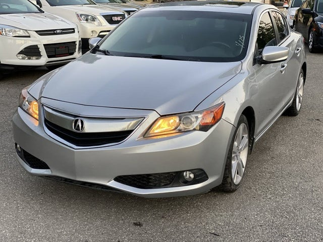 2015 Acura ILX 2.0L FWD with Premium Package