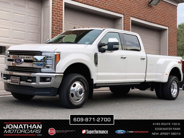 2019 Ford F-350 Super Duty King Ranch Crew Cab LB DRW 4WD