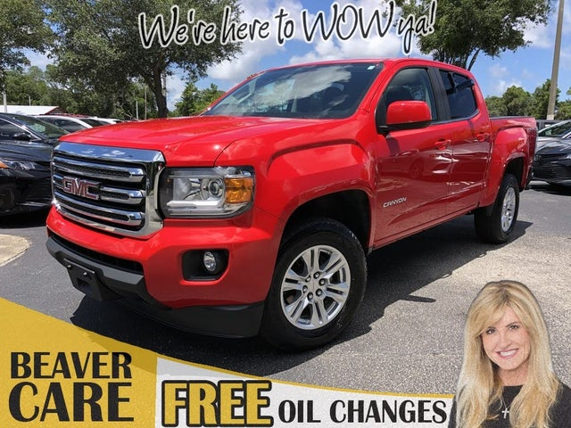 Used 2019 Gmc Canyon Denali For Sale In Jacksonville Fl Cargurus
