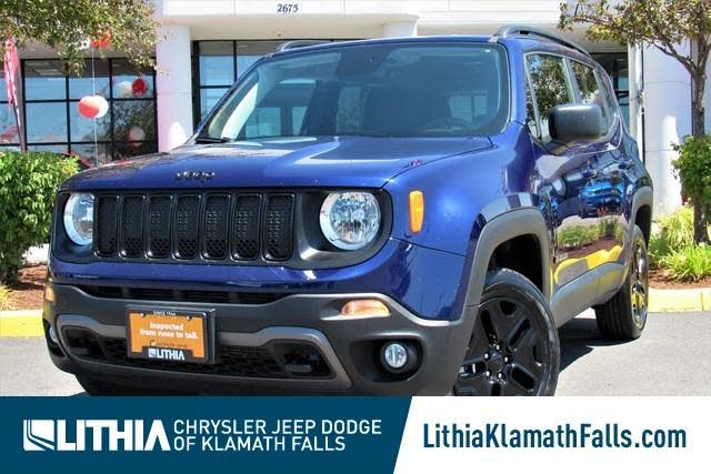 Used 2019 Jeep Renegade Upland 4wd For Sale With Photos Cargurus