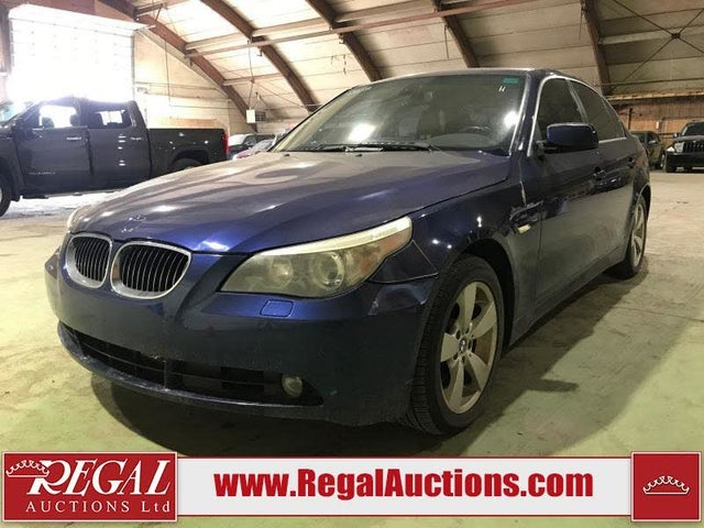 2007 BMW 5 Series 530xi Sedan AWD