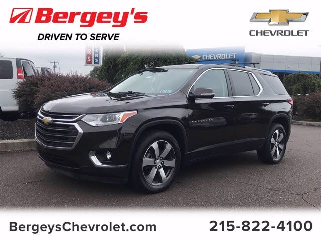 2018 Chevrolet Traverse LT Leather AWD
