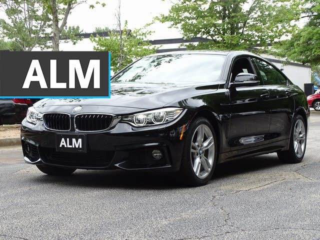 2017 BMW 4 Series 440i xDrive Gran Coupe AWD for Sale in ...