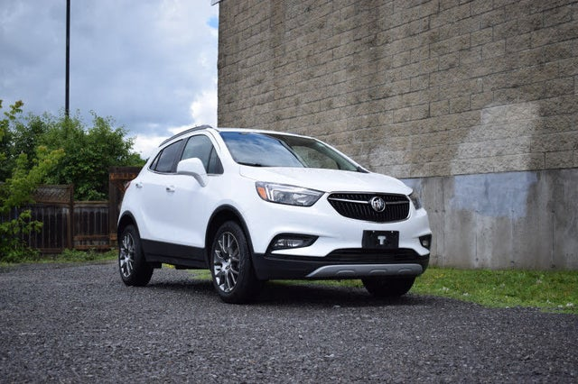 2020 Buick Encore Sport Touring AWD