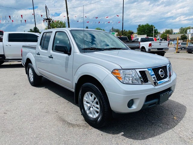 2019 Nissan Frontier S Crew Cab 4WD