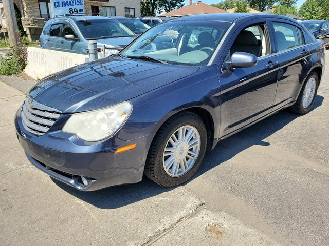 2007 Chrysler Sebring Touring Sedan FWD