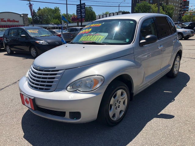 2009 Chrysler PT Cruiser LX Wagon FWD