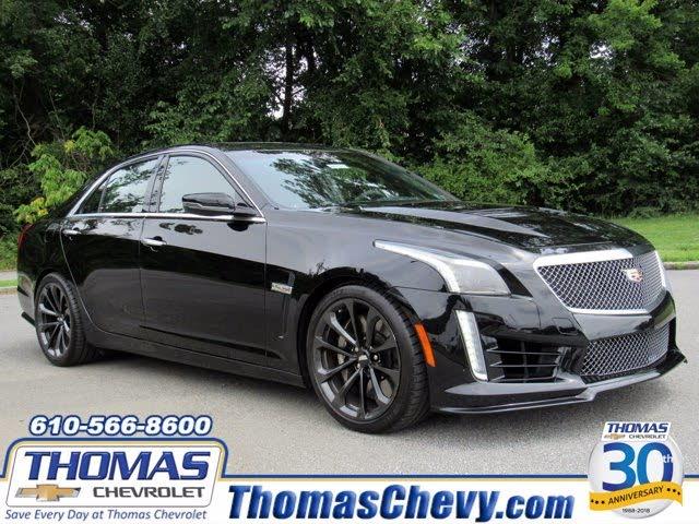2017 Cadillac CTS-V for Sale in Pennsylvania - CarGurus