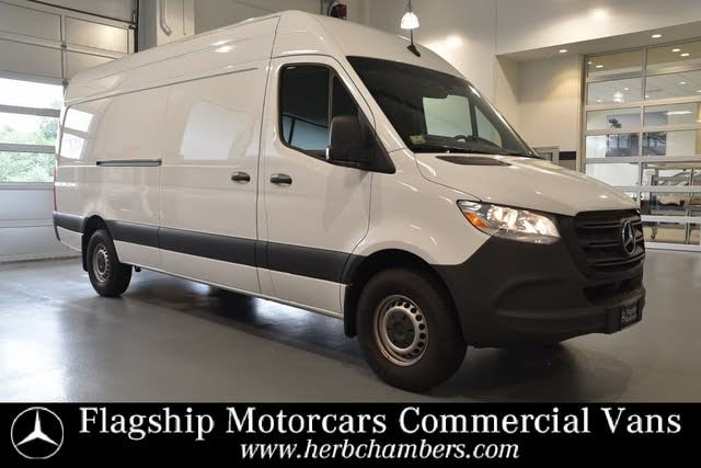 2019 Mercedes-Benz Sprinter 2500 170 V6 High Roof Crew Van RWD