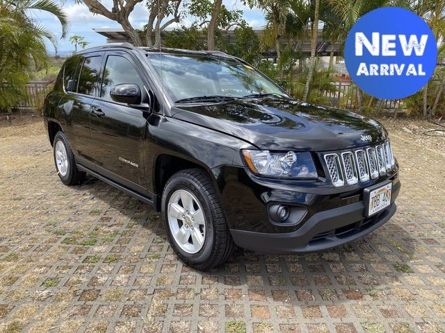 Used 2017 Jeep Compass X Latitude For Sale With Photos Cargurus