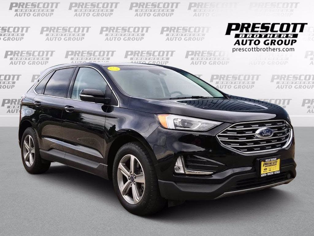 Used Ford Edge For Sale In Galesburg Il Cargurus