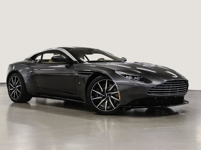 2017 Aston Martin DB11 V12 Coupe RWD