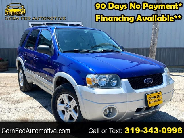 2005 Ford Escape Hybrid AWD