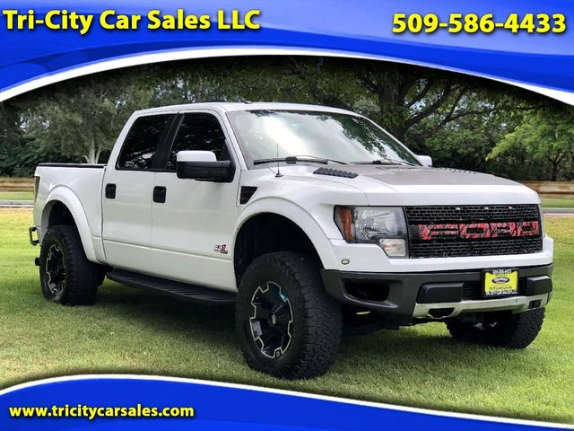 2011 Ford F-150 SVT Raptor SuperCrew 4WD