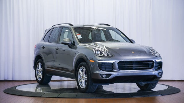 Used Porsche Cayenne For Sale With Photos Cargurus