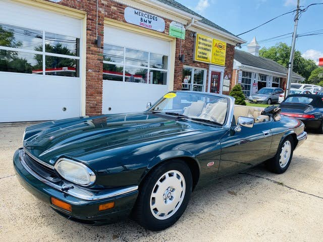 1996 Jaguar XJ-Series XJS Convertible RWD