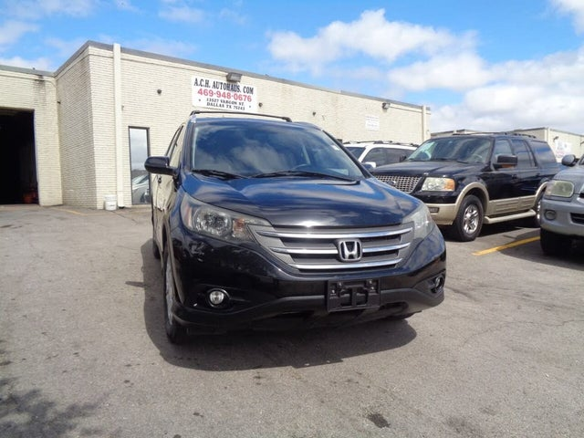 2013 Honda CR-V EX-L FWD with Navigation
