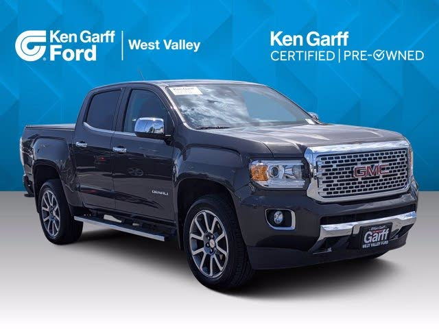Used 2019 Gmc Canyon Denali For Sale With Photos Cargurus
