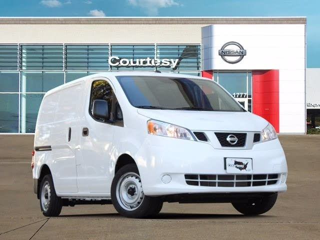 2020 Nissan NV200 S FWD