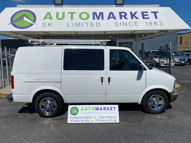 2004 Chevrolet Astro Cargo Extended RWD