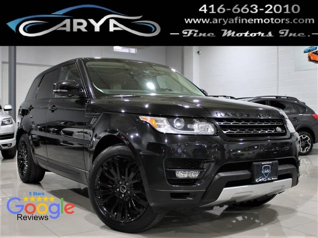 2015 Land Rover Range Rover Sport V6 HSE Limited Edition 4WD