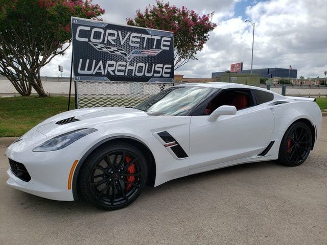 2018 Chevrolet Corvette Grand Sport 3LT Coupe RWD