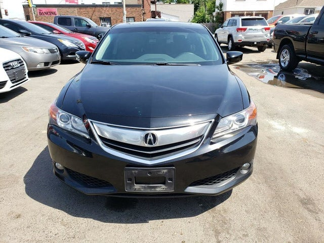 2015 Acura ILX FWD with Dynamic Package