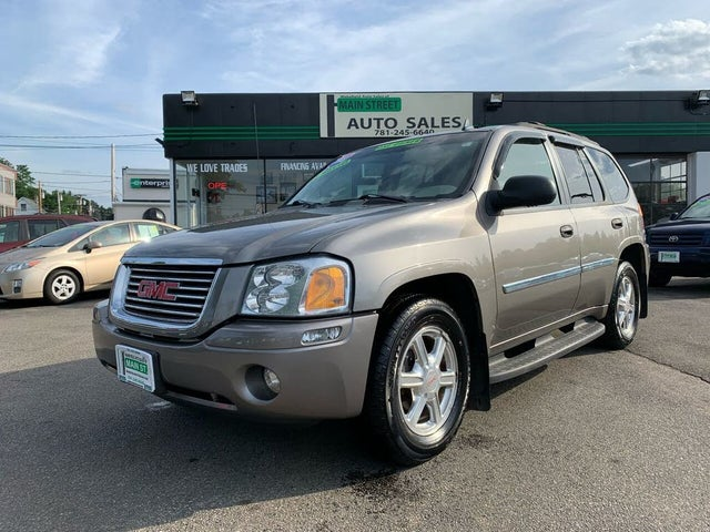 Used Gmc Envoy For Sale In Providence Ri Cargurus