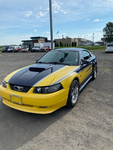 2003 Ford Mustang GT Convertible RWD