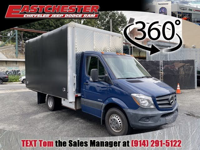 2015 Mercedes-Benz Sprinter 2500 144 WB Regular Cab DRW Chassis